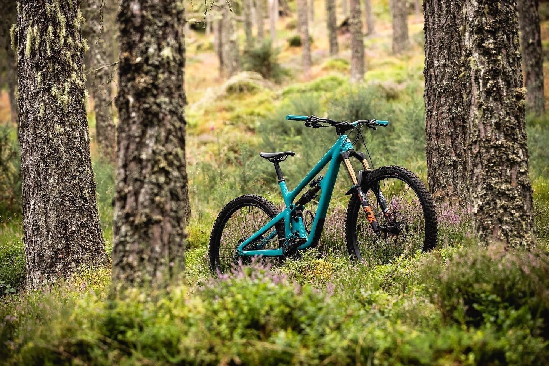 Yeti Bikes; Mountain Bikes; Monmouth; South Wales; Forest of Dean; Custom Bikes